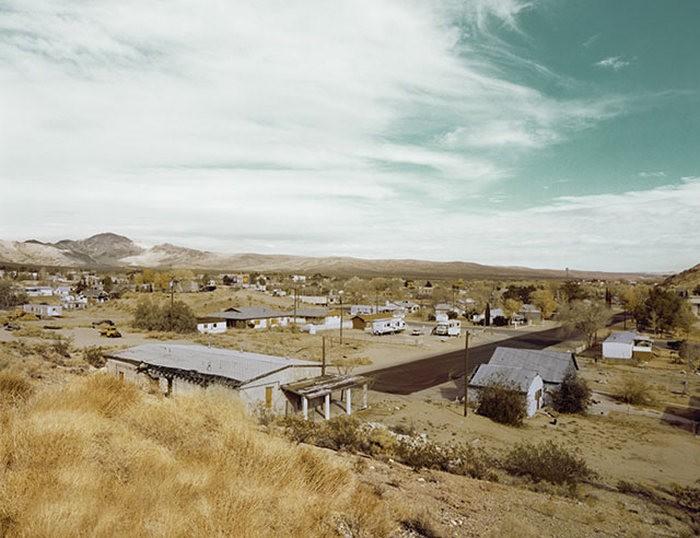 Жизнь людей в Долине Смерти в США (20 фото)