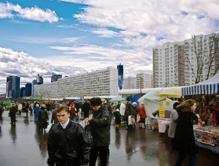 Что если переместить Москву в другой климатический пояс (26 фото)