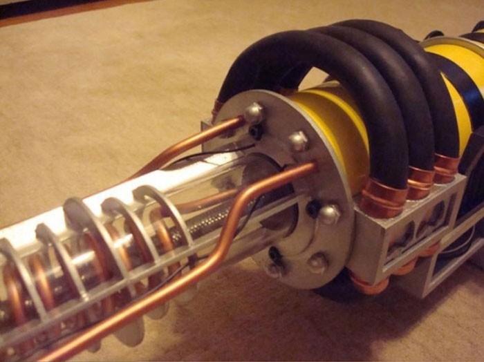 Прототип плазмагана своими руками (24 фото)