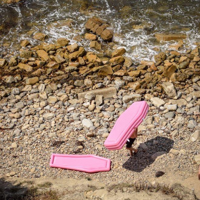 Пляжная новинка (9 фото)