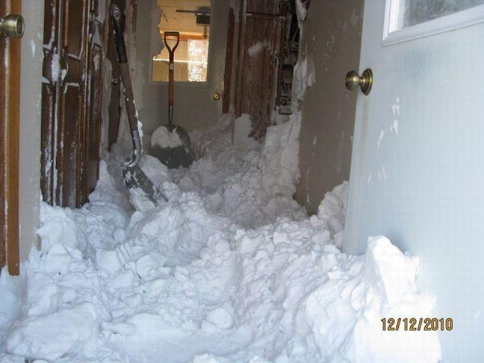 Закрывайте двери покрепче (4 фото)