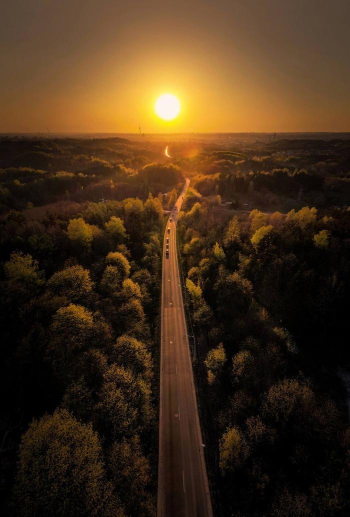 Литва с высоты птичьего полета (15 фото)