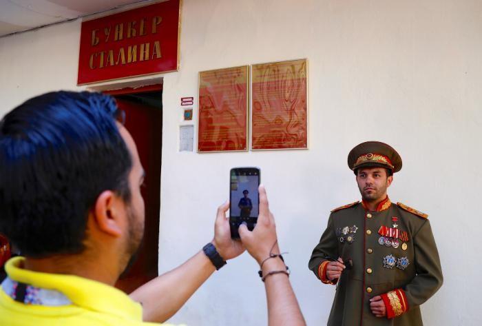 Самарский бункер Сталина (13 фото)