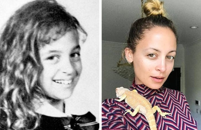 Школьные фотографии знаменитостей (19 фото)