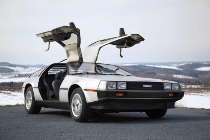 Трагическая и красивая судьба DeLorean DMC-12 (21 фото)