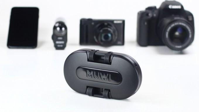 MUWI — гаджет, позволяющий создавать интереснейшие видео (12 фото + видео)
