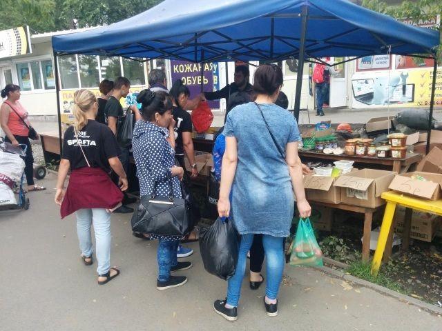 Торговля просроченной продукцией во Владивостоке (3 фото)