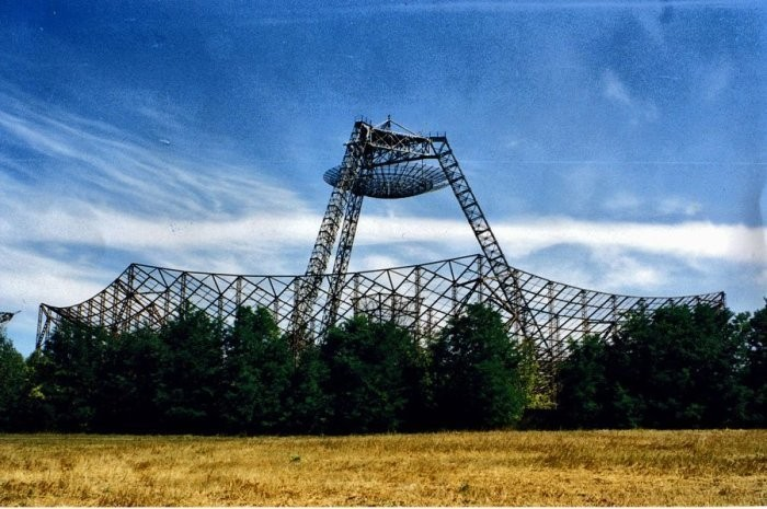 Заброшенные секретные объекты бывшего Советского Союза (7 фото)