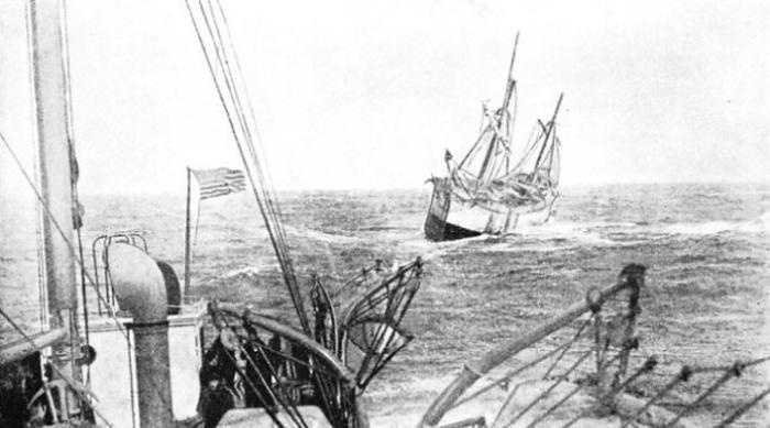 Загадки Бермудского треугольника (7 фото)
