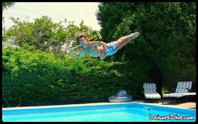 Расслабленное ныряние Leisure Dive (17 фото)