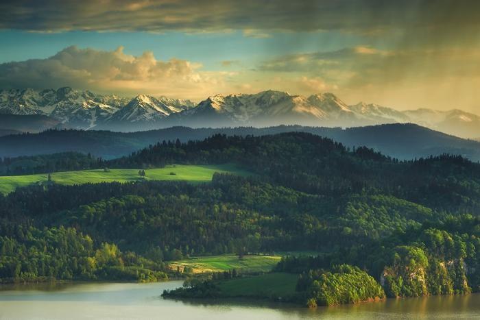 Удивительная красота Татр в фотографиях польского художника (16 фото)