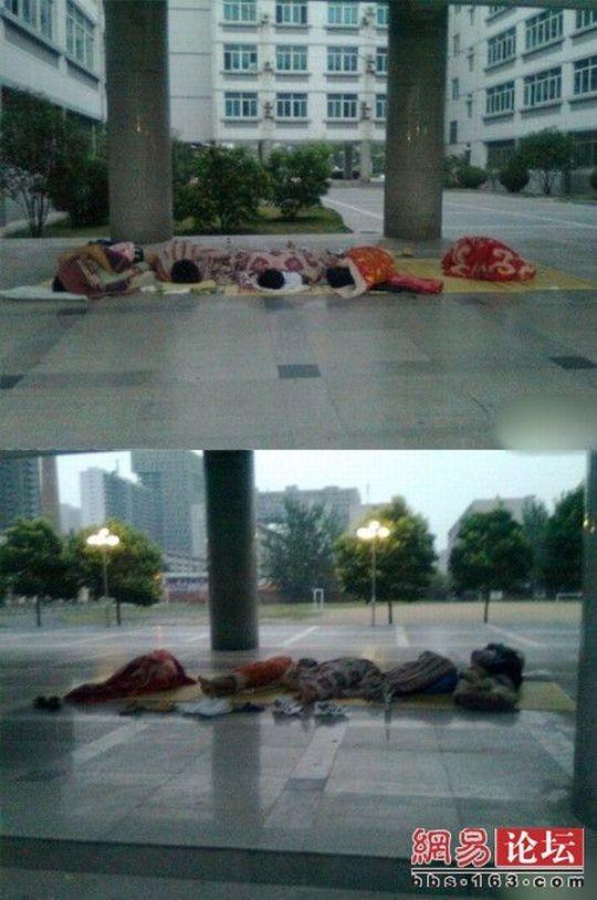 Вот так живут китайские студенты (7 фото)