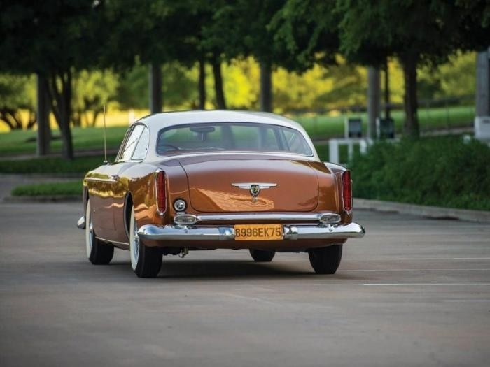 Chrysler ST Special by Ghia 1955 года (25 фото)