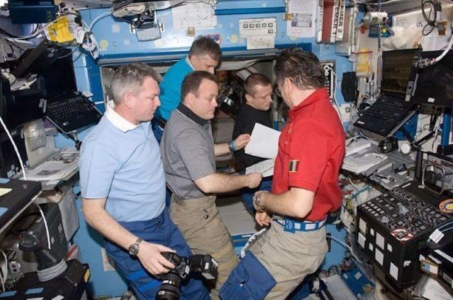 Познавательные факты о Международной космической станции (7 фото)