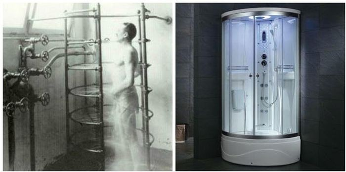 Как изменились различные вещи за прошедшие 100 лет (27 фото)