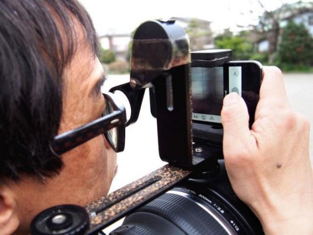 С этим девайсом для фото нужно быть начеку (5 фото)