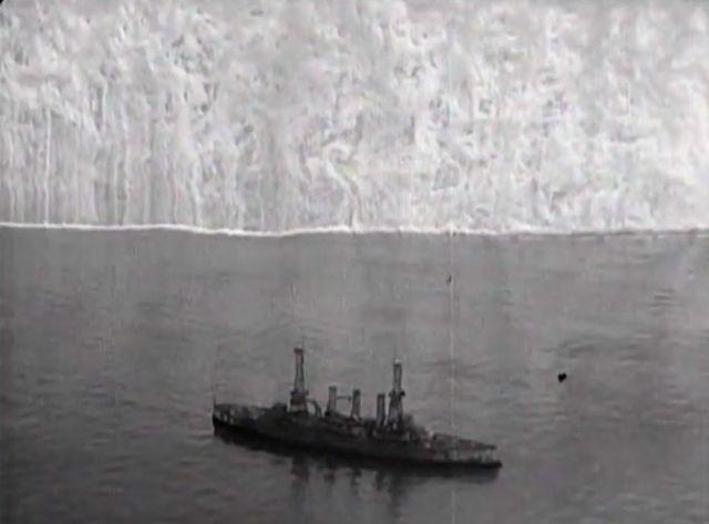 """""""Туман войны"""" или специальная дымовая завеса (3 фото)"""