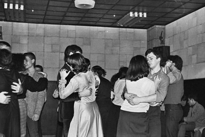Вот она настоящая дискотека 80-х. СССР, 1989 год (5 фото)