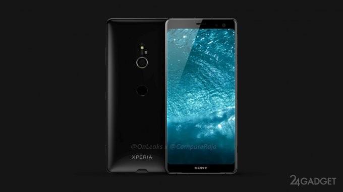 Новый флагман от Sony получит основную камеру на 48 Мп (4 фото)