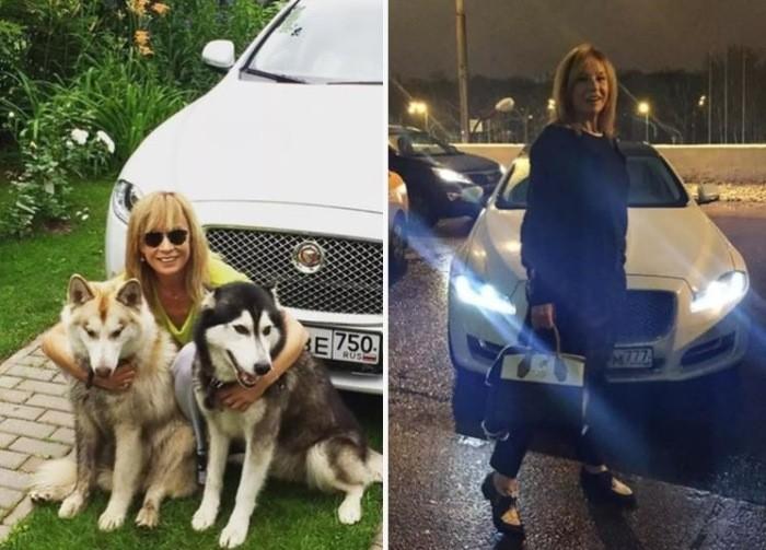 Автомобили, которые выбирают для себя звездные женщины (8 фото)