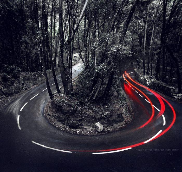 Удивительные фотографии с длинной выдержкой (18 фото)