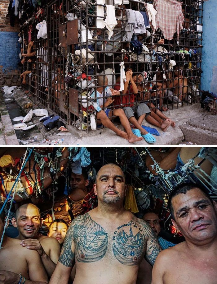 Условия содержания в разных тюрьмах мира (20 фото)