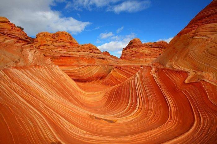 Аризонская волна (16 фото)
