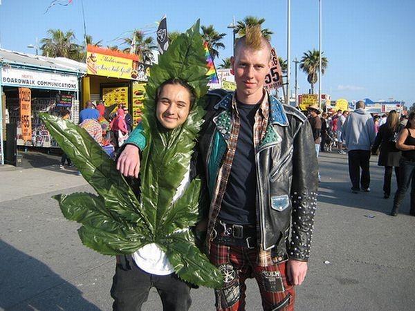 Странные люди (43 фото)