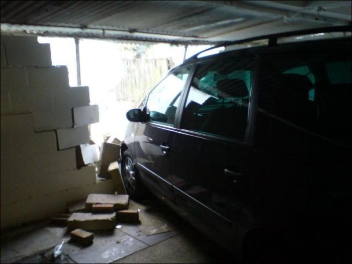 Мастера парковки (26 фото)