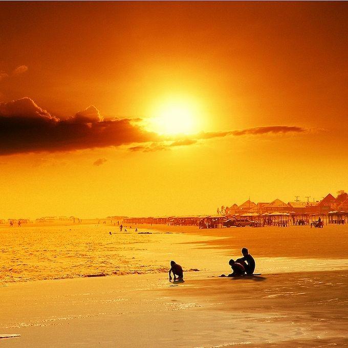 Ну очень красивые закаты (12 фото)