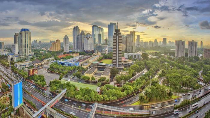 Любопытные факты о Джакарте – крупнейшем городе Индонезии (7 фото)