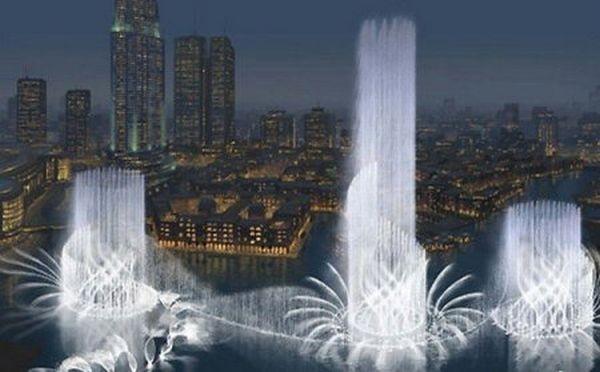Фотографии самых красивых и креативных фонтанов (25 фото)