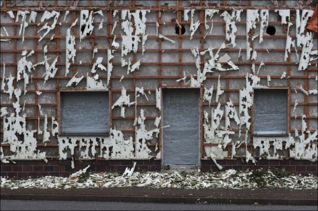 Последствия града (5 фото)