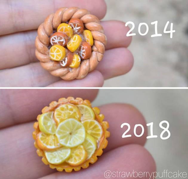 Творческий прогресс и совершенствование навыков (35 фото)
