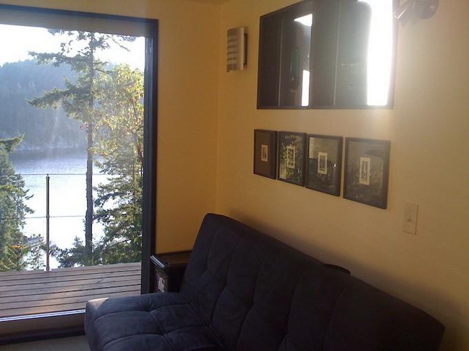 Лесной офисный куб (4 фото)