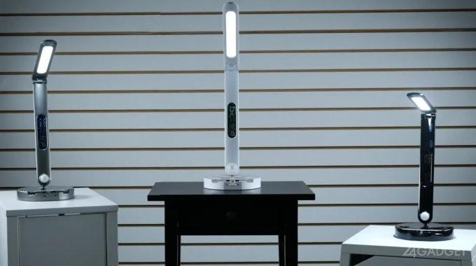 Многофункциональная лампа с универсальной зарядкой для смартфонов (13 фото + видео)