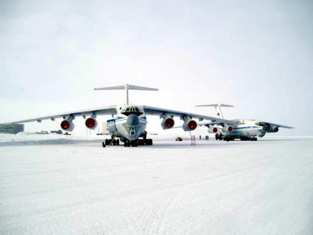 Армейская служба на Новой Земле (12 фото)