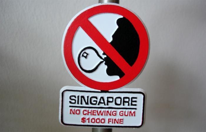 Необычные запреты в разных странах (10 фото)