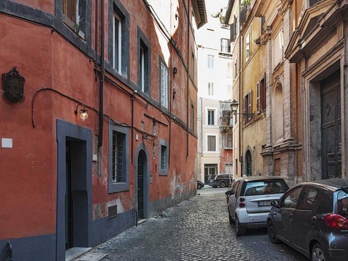 Как выглядит квартира в Риме площадью 7 кв. м (14 фото)