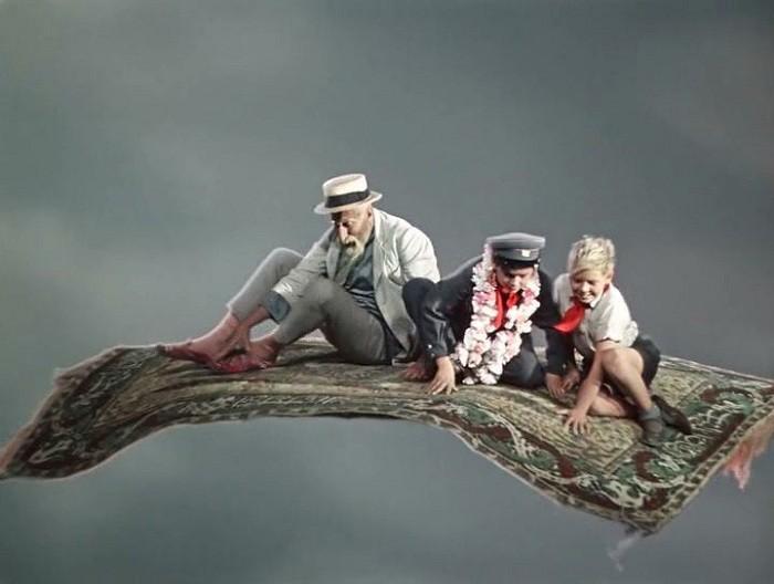 «Старик Хоттабыч»: как снимали фильм-сказку (6 фото)