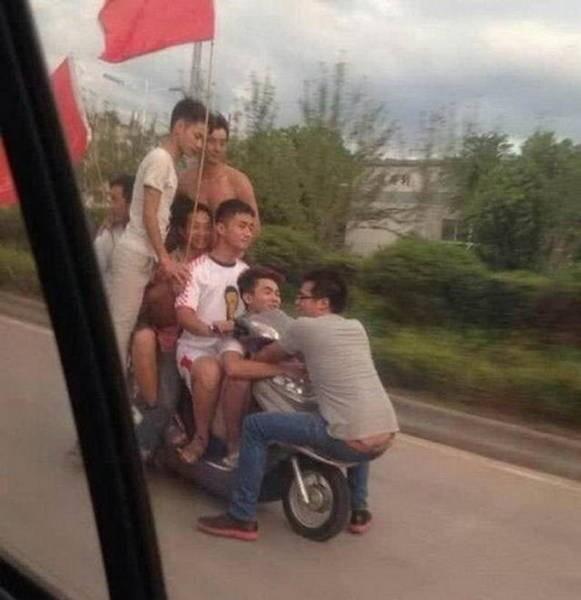 Фотографии, которые можно было сделать только в Азии (35 фото)