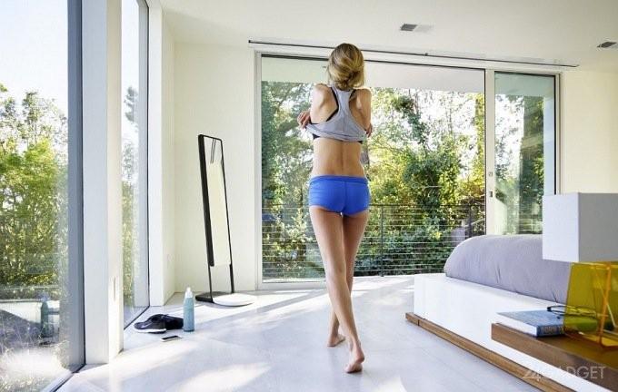 Умное зеркало расскажет всё о вашем теле (7 фото + видео)