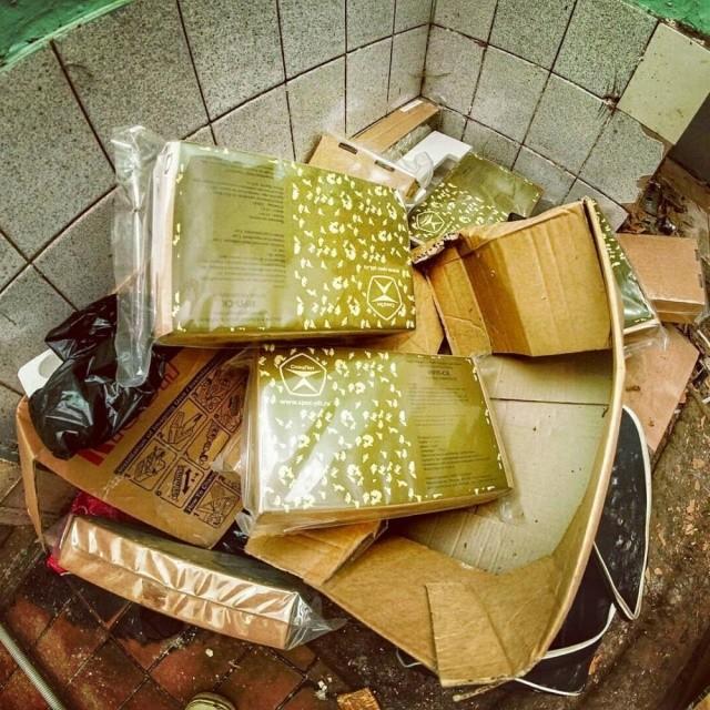 Невероятная находка в заброшенном отделении полиции (8 фото)
