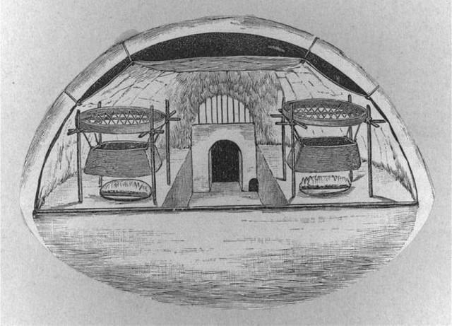 Как эскимосы строят иглу (5 фото)