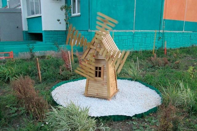 Программист из Челябинска сделал лучший двор в раене (14 фото)