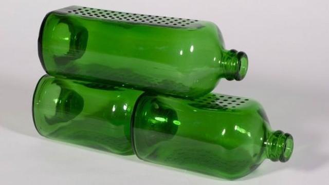 Необычная форма бутылки пива (6 фото)