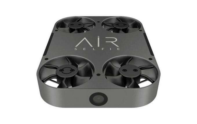 AirSelfie выпустили улучшенную версию карманного селфи-дрона (3 фото + видео)
