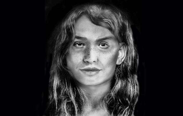 Студентка восстановила внешность жителя гуанчи (5 фото)