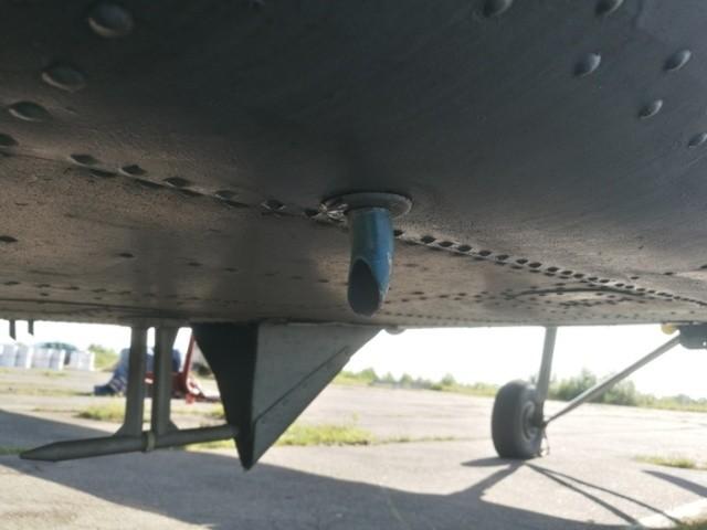 Ан-2: взгляд изнутри (17 фото)