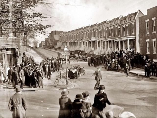 Фотографии из архива, показывающее прошлое с новой стороны (25 фото)